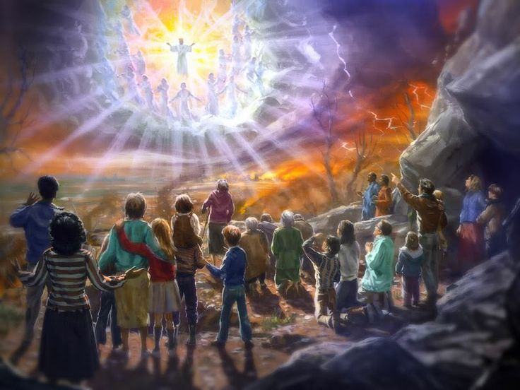 The Day Of The Lord Return Of Jesus Christ Rainingtruth